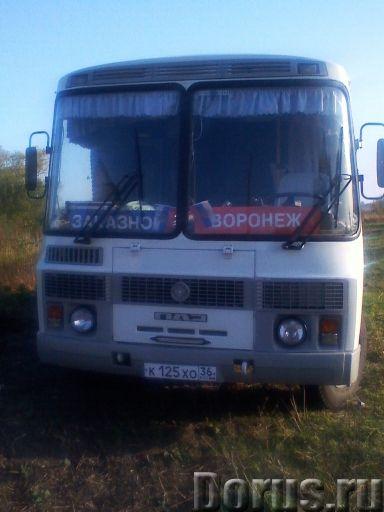 Аренда автобуса паз - Прокат автомобилей - Заказ автобуса паз 32 места г воронеж все для детей - гор..., фото 1