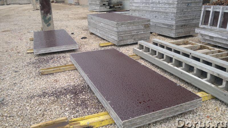Опалубка перекрытий, стеновая, объемная, мелкощитовая - Строительное оборудование - Компания Монолит..., фото 3
