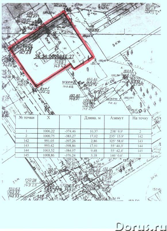 Участок со строением 560 кв.м - Земельные участки - Возможно жилищное строительство до 7 этажей - го..., фото 3