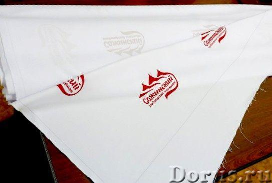 Широкоформатная печать на ткани - Типографии и полиграфия - Если Вы сами шьёте, изготавливаете издел..., фото 6