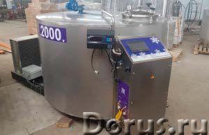Охладитель молока - Промышленное оборудование - Новейшая установка охлаждения молока имеет внутренню..., фото 1