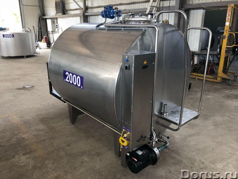 Охладитель молока - Промышленное оборудование - Новейшая установка охлаждения молока имеет внутренню..., фото 3