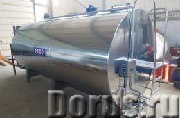 Охладитель молока - Промышленное оборудование - Новейшая установка охлаждения молока имеет внутренню..., фото 4