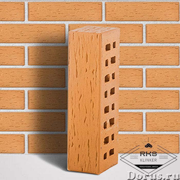 """Фасадный клинкер ЛСР """"Валенсия"""" пшеничный, тростник 0.7НФ - Материалы для строительства - Фасадный к..., фото 1"""