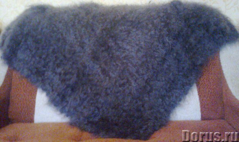 Пуховые платки - Одежда и обувь - Пуховые платки и другие изделия из козьего и кроличьего пуха ручно..., фото 3